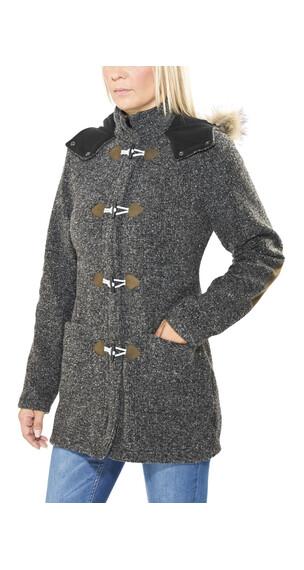 Jack Wolfskin Milton Coat Women black
